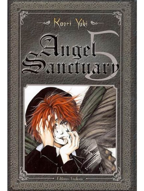 angel sanctuary t02